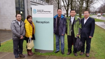 OSE Co-organised a 13-day Scientific Training Programme for a Chinese Delegation from Hunan (11 - 23 January 2015)