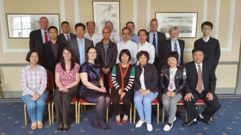 OSE Led an Environmental Protection Industry Delegation from China to the UK (21-25 June 2015)